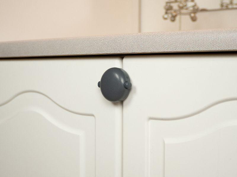 Double Cabinet Door Lock