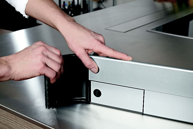Aluminum kitchen Guard