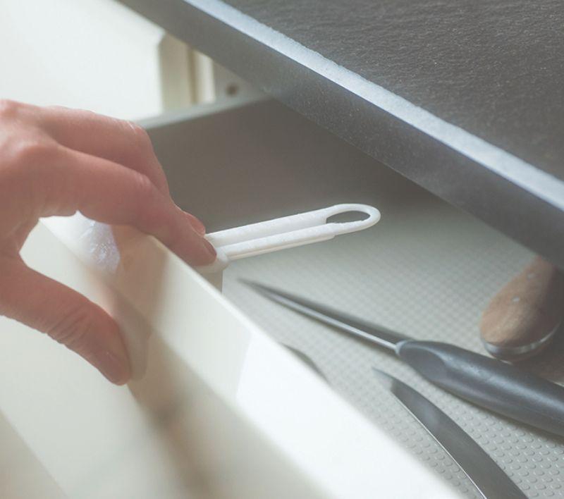 Drawer Lock.